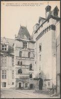 L'Hôtel De Ville At La Porte Picoys, Loches, Indre Et Loire, C.1910 - Dorange CPA - Loches