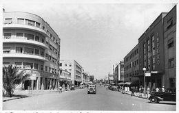 """08072 """"AFRICA - ERITREA - ASMARA""""  ANIMATA, FOTOG. LUSVARDI, II IV° XX, AUTO '30. FOTOGRAFIA ORIGINALE - Africa"""