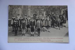 38655 -    Zout-Leeuw   -  Léau  Fêtes Jubilaires De St Léonard-  N°  3 - Zoutleeuw