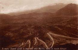 "08073 ""AFRICA - ETIOPIA - VERSO MAI CEU - TEATRO CRUENTE BATTAGLIE"" II IV° XX. VERA FOTO ORIG - Eritrea"