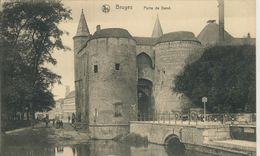 Bruges V. 1928  Porte De Gand  (732) - Belgien