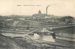 LENS PASSERELLE D'AVION FOSSE 5 AVIATION 62 - Lens