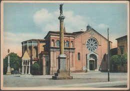 Chiesa Di San Domenico, Bologna, Emilia-Romagna, C.1930s - Beretta E Giacomoni Cartolina - Bologna