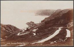 Bouley Bay, Jersey, C.1910s - Photochrom RP Postcard - Jersey