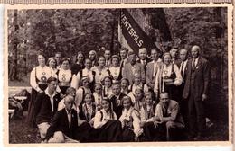 LATVIA. LETTLAND. DZIESMU SVETKI. VENTSPILS. JAUNIBAS DRAUGU B-BAS KORIS Photo 1936 - Latvia