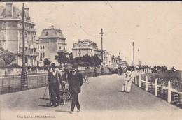 ANGLETERRE----FOLKESTONE---the Leas---voir  2 Scans - Folkestone