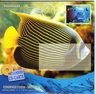 Nouvelle Calédonie Prêt à Poster (PAP) N° ??? (CD économiseur D'écran Poisson) Neuve - Prêt-à-poster