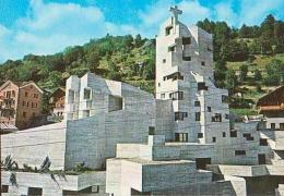 Suisse        H498        Heremence.Eglise St Nicolas Consacrée Le 31 Octobre 1971 - VS Valais
