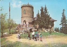 Tchécoslovaquie        H41        KLEI.Horska Chata A Rozhledna - Czech Republic