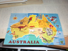 Australia - Ohne Zuordnung