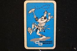 Playing Cards / Carte A Jouer / 1 Dos De Cartes Avec Publicité / Diamant Boart - Cartes à Jouer