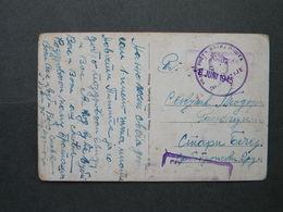 POSCARD - VOJNA POSTA 36.DIVIZIJE -8.JUNI 1945 - GROS - FLORIAN,STEIERMARK - 1945-1992 Sozialistische Föderative Republik Jugoslawien