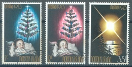 NORFOLK ISLAND - USED/OBLIT. - 1973 - CHRISTMAS - Yv 132-134 ASC 133-135 - Lot 17511 - Ile Norfolk