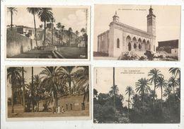 Carte Postale , ALGERIE , LAGHOUAT, 2 Scans , LOT DE 7 CARTES POSTALES - Postcards
