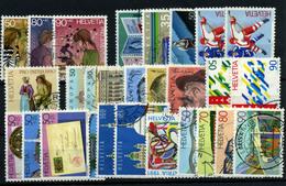 3454-Suiza Nº 1334/6, 1338/41, 1346/8, 1350/8, 1367, 1372/81 - Suiza