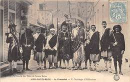 21-ALISE-SAINTE-REINE- LA PROCESSION  V. CORTEGE D'OLIBRIUS - France