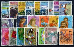3452-Suiza Nº 1280/92, 1294/7, 1306/7, 1312 - Suiza