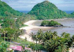 1 AK Amerikanisch Samoa * Hauptinsel Tutila Mit Dem Cape Taputapu * - Samoa Americana