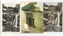 Carte Postale , ALGERIE , TLEMCEN, 2 Scans , LOT DE 6 CARTES POSTALES - Postcards