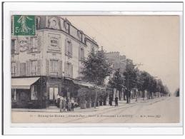 BOURG-la-REINE : Grande-rue, Hotel Et Restaurant La Mothe - Très Bon état - Bourg La Reine