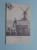 20e Internationaal Salon Van De OUDE POSTKAART (Org. G. Philips) N° 322 Laitière - Anno 2-3-1985 ( Zie Foto Details ) ! - Bourses & Salons De Collections