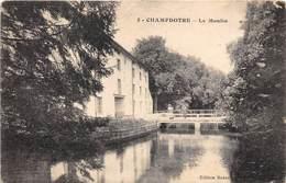 21-CHAMPDOTRE- LE MOULIN - France