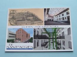Groeten Uit De KANTFABRIEK ( Lofts In Een Historisch Kader ) Anno 20?? ( Zie Foto Details ) ! - Vilvoorde