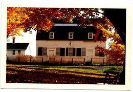 United States Modern Postcard Shaker Village, Meeting House - Canterbury, New Hampshire - United States