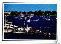 United States 1992 Postcard Manhasset Bay - Port Washington, New York - Other