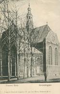 Groningen; Nieuwe Kerk - Niet Gelopen. (B. Van Der Hove - Groningen) - Groningen