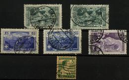 3442-Suiza Nº 142/4, 149 - Nuevos