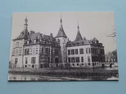 PERK Teniersdorp - Kasteel De Ribaucourt (1627) HOBBYCLUB TENIERS - Anno 1979 ( Zie Foto Details ) ! - Steenokkerzeel