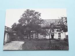 PERK Teniersdorp - Tervuursesteenweg Rentmeestershuis (1657) HOBBYCLUB TENIERS - Anno 1979 ( Zie Foto Details ) ! - Steenokkerzeel