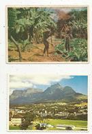 Carte Postale , AFRIQUE DU SUD, 5 Scans , LOT DE 9 CARTES POSTALES - Postcards