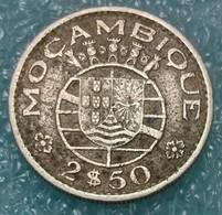 Mozambique 2.5 Escudos, 1973 -0516 - Mozambique