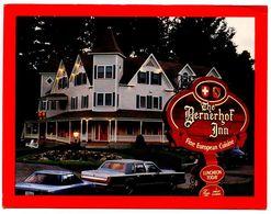 United States Modern Postcard Restaurant - The Bernerhof Inn - Glen, New Hampshire - United States
