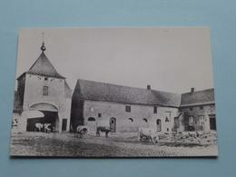 PERK Teniersdorp - Laathof (1474 En 1739) Geboortehuis Karel Goossens HOBBYCLUB TENIERS - Anno 1979 ( Zie Foto Details ) - Steenokkerzeel