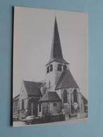 PERK Teniersdorp - Beschermde St.-Niklaaskerk Romaanse Toren/Stuucwer HOBBYCLUB TENIERS - Anno 1979 ( Zie Foto Details ) - Steenokkerzeel