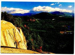 United States Modern Postcard White Mountains From Cathedral Ledge State Park, NH - White Mountains
