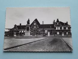 STATION ( Copyright De Greef ) Anno 19?? ( Zie Foto Details ) - Vilvoorde