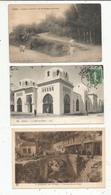Carte Postale , ALGERIE , BLIDA , 2 Scans , LOT DE 5 CARTES POSTALES - Postcards