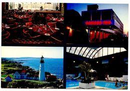 United States Modern Postcard Ramada Inn & Conference Center - Portland, Maine - Portland