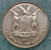 Namibia 10 Cents, 2012 ↓price↓ - Namibië