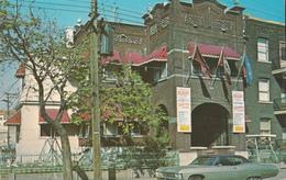 Verdun Montréal Québec Canada - Hotel Manoir Regent Manor - 1960-1965 Car - Stamp Postmark - 2 Scans - Montreal