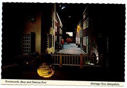 United States Modern Postcard Portsmouth Port At Heritage New Hampshire - Glen NH - United States