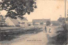 21-VILLERS-LES-POTS- LA PLACE - France