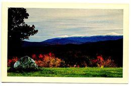 United States Modern Postcard The Presidentials - White Mountains, New Hampshire - White Mountains