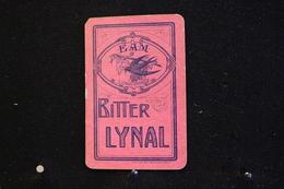 Playing Cards / Carte A Jouer / 1 Dos De Cartes Avec Publicité / E.A.M. Bitter Lynal, Bruxelles - Cartes à Jouer
