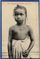 CPA Cambodge Types Asie Non Circulé Enfant Petite Fille - Cambodge