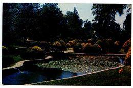 United States Modern Postcard Bridge At Roger Williams Park - Providence, Rhode Island - Providence